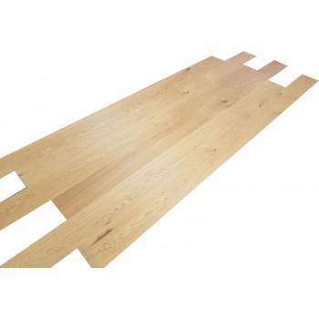 Quality Floor - Rovere Tiffany Amber Spazzolato Verniciato Rustik