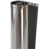 Ewifoam Silenzia Standard Aquastop Rolle Materassino Acustico Polynorm XPS-ALU Sp. 2mm con barriera vapore in alluminio - Confezione  da 720 Mq
