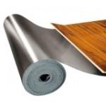 Materassino Universol 1000  Sp. 1,5 mm ottimo per riscaldamento a pavimento. Una trasmittanza perfetta (0,006 m²K/W) - Confezione da 320 Mq