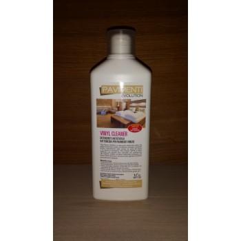 VINYL CLEAN DETERGENTE ANTISTATICO  BATTERICIDA/SANIFICANTE PER PAVIMENTI VINILICI LT. 1