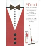 Alfred Spray Mop Vinilici L'innovativa Scopa Spray Per la Pulizia del tuo Pavimento in PVC