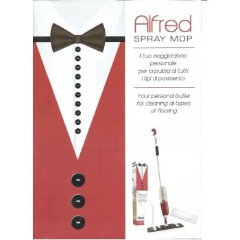 Alfred Spray Mop Laminati L'innovativa Scopa Spray Per la Pulizia del tuo Pavimento in Laminato